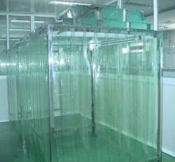 无尘净化车间中的风淋室在使用时该注意什么