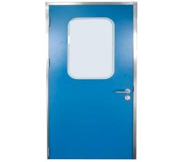 钢板净化门